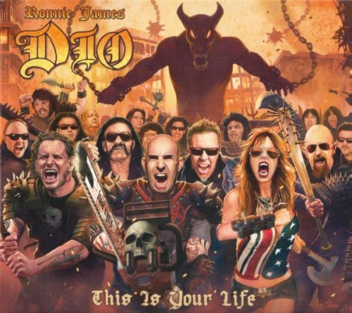 VA - Ronnie James Dio - This Is Your Life