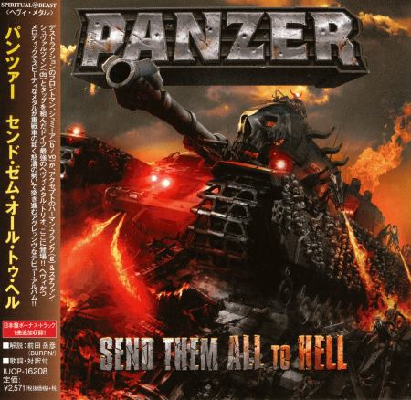 Panzer - Send Them All To Hell [Japanese Edition] (2014)