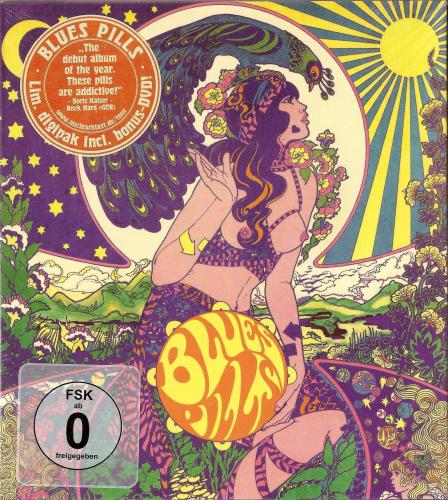 Blues Pills - Blues Pills [Limited Edition] (2014)