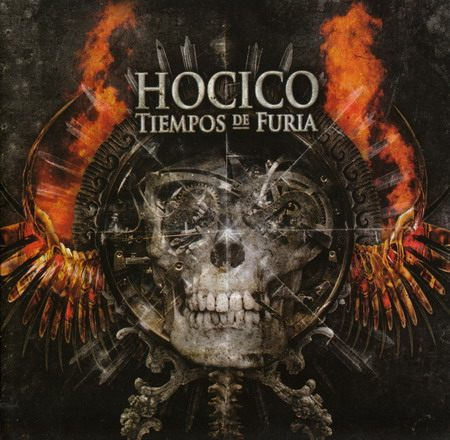Hocico - Tiempos De Furia [2CD] (Limited Edition) (2010)