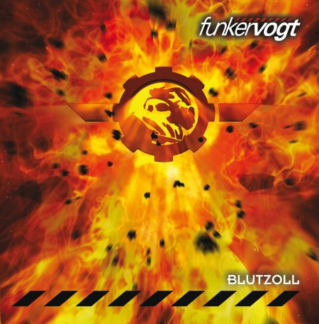 Funker Vogt - Blutzoll [2CD] (Limited Edition) (2010)