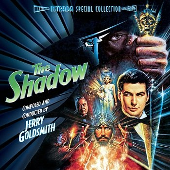 Jerry Goldsmith - The Shadow / Тень OST (2012)