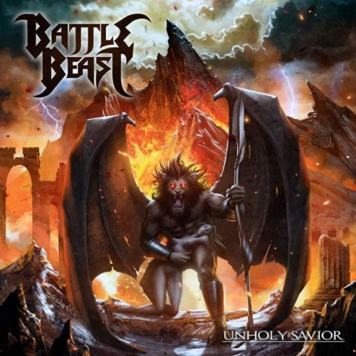 Battle Beast - Unholy Savior [Limited Edition] (2015)
