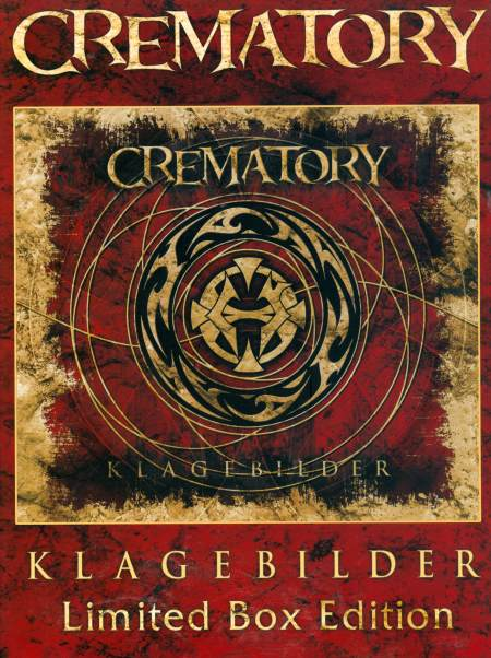 Crematory - Klagebilder (Limited Edition) [2CD] (2006)