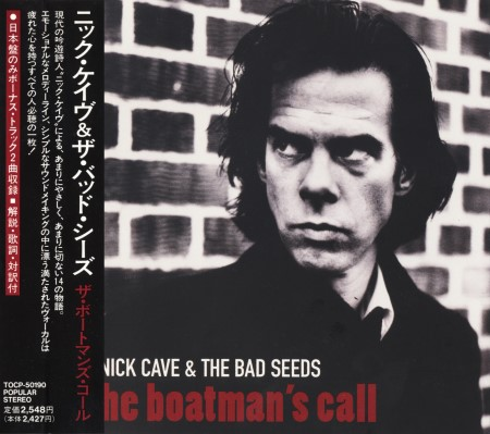 Nick Cave & The Bad Seeds - The Boatman's Call [Japanese Edition] (1997)