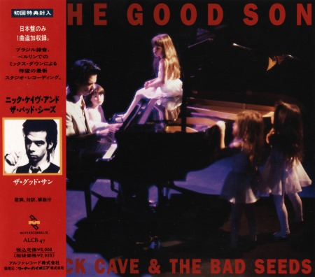 Nick Cave & The Bad Seeds - The Good Son [Japanese Edition] (1990)