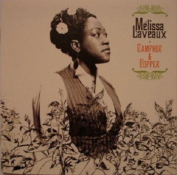 Melissa Laveaux - Camphor & Copper (Japan Edition) (2008)