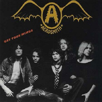 Aerosmith - Get Your Wings [DVD-Audio] (1974)
