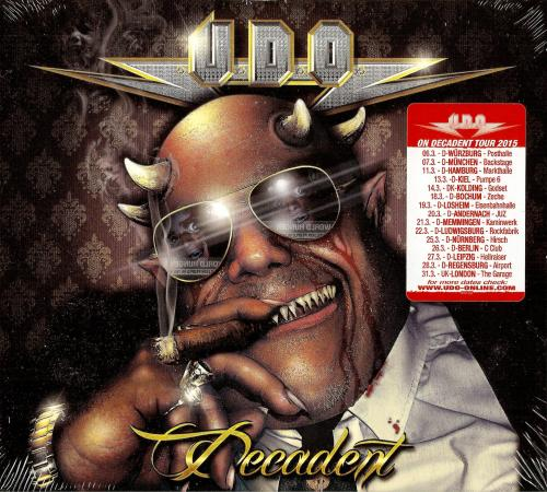 U.D.O. (UDO) - Decadent [Limited Edition] (2015)