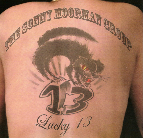 The Sonny Moorman Group - Lucky 13 (2014)