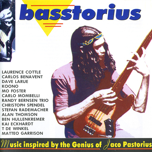 V/A - Basstorius: Music Inspired By The Genius Of Jaco Pastorius (1993)