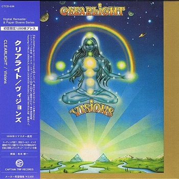 Clearlight - Visions (Japan Edition) (2008)