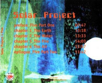 Solar Project - Five (2000)