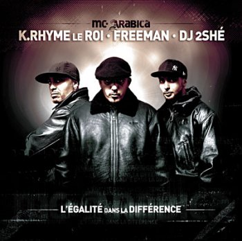 Mc Arabica-L'egalite Dans La Difference 2007