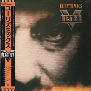 Eurythmics - For The Love Of Big Brother 1984 (Vinyl Rip 24/192)