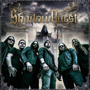 ShadowQuest - Armoured IV Pain [Limited Edition] (2015)