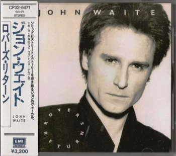 John Waite - Rovers Return 1987 (1-st Japan Press)