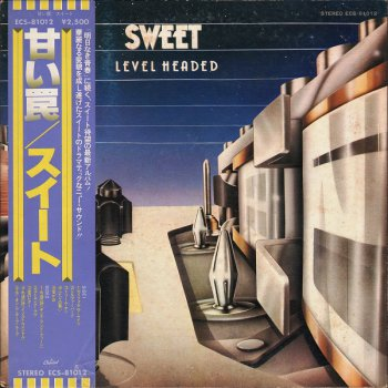 Sweet - Level Headed 1978 (Vinyl Rip 24/192)