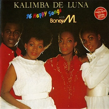 Boney M - Kalimba De Luna (Japan Edition) (1984)