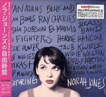 Norah Jones - ...Featuring Norah Jones (Japan Edition) (2010)