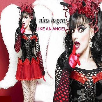 Nina Hagen - Like An Angel (2009)