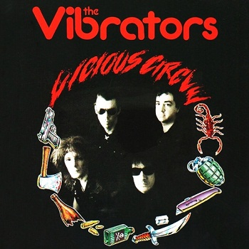 The Vibrators - Vicious Circle (1989)