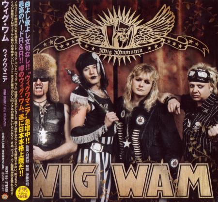 Wig Wam - Wig Wamania [Japanese Edition] (2006)
