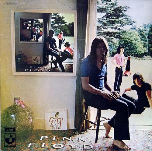 Pink Floyd - Ummagumma [Harvest, Sw, LP, (VinylRip 24/192)] (1969)
