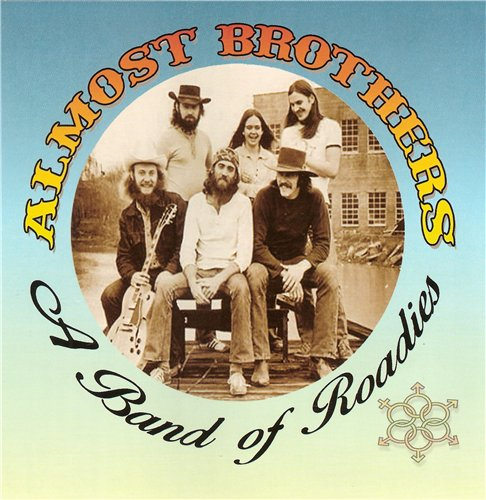 Almost Brothers Band - A Band Of Roadies (2014)