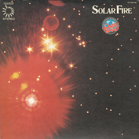 Manfred Mann's Earth Band - Solar Fire [Bronze Records, Jap, LP, (VinylRip 32/192)] (1973)