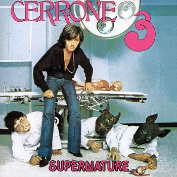 Cerrone 3 - Supernature [Reissue] (1997)