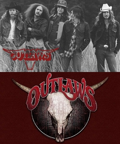 Outlaws - Discography (1975-2012)