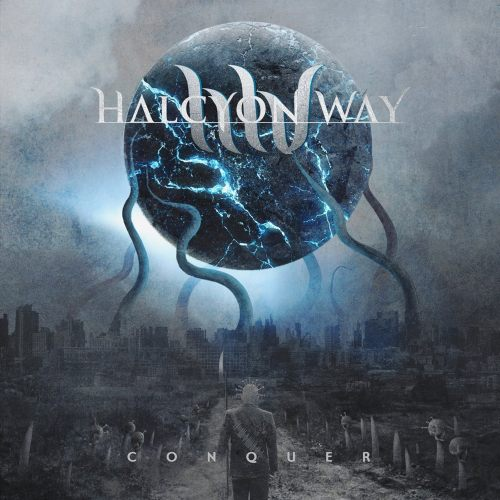 Halcyon Way - Conquer (2015)