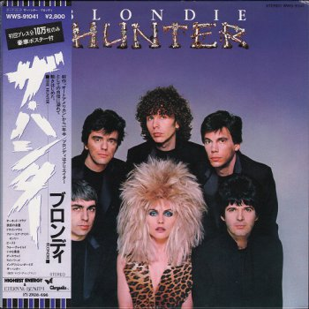 Blondie - The Hunter 1982 (Vinyl Rip 24/192)