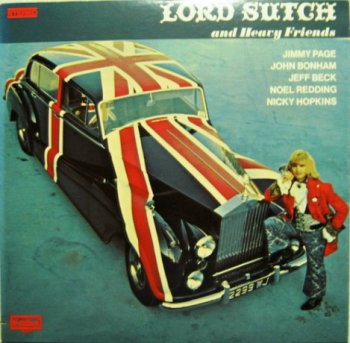 Lord Sutch And Heavy Friends - Lord Sutch And Heavy Friends 1970 (Vinyl Rip 24/192)