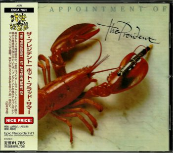 The President - By Appointment Of 1983 (Epic-Sony / Japan 2001)