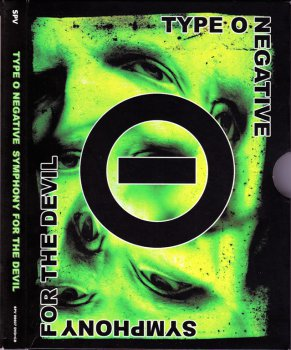 Type O Negative - Symphony For The Devil [Bonus CD] (2006)