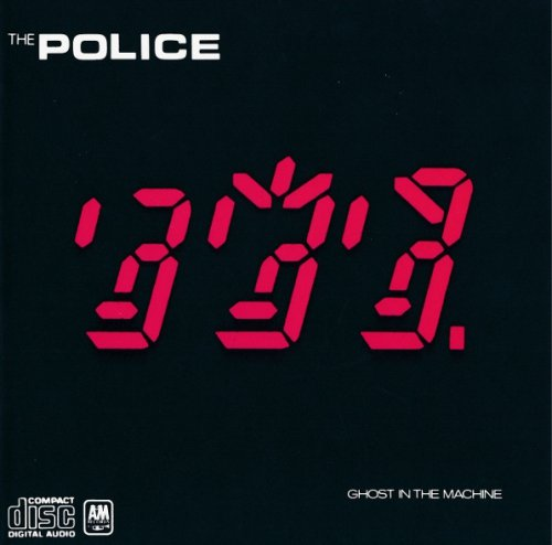 The Police - Ghost in the Machine (1981)