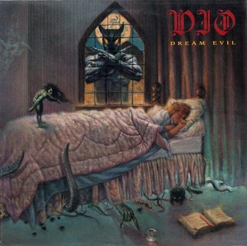 Dio - Dream Evil [Warner Bros., USA, LP, (VinylRip 24/192)] (1987)