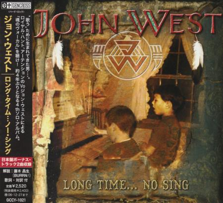 John West - Long Time... No Sing [Japanese Edition] (2006)