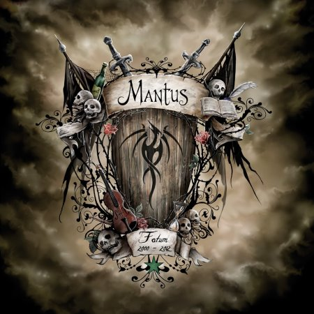 Mantus - Fatum: Best Of 2000-2012 [2CD] (2013)