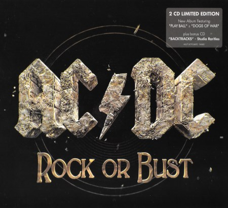 AC/DC - Rock Or Bust (2CD) [Limited Edition] (2014)