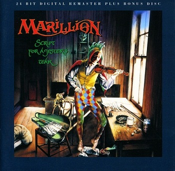Marillion - Script For A Jester's Tear [24 bit Remaster 1997] (1983)