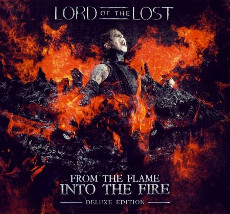 Lord Of The Lost - From The Flame Into The Fire (Deluxe Edition) [2CD] (2014)