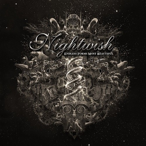 Nightwish - Endless Forms Most Beautiful [Earbook Deluxe Silver Edition, 3 CD] (2015)