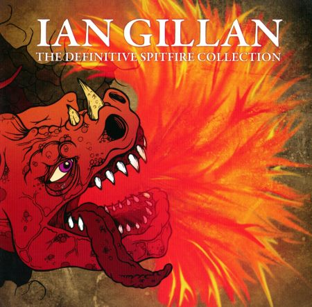 Ian Gillan - The Definitive Spitfire Collection (2009)