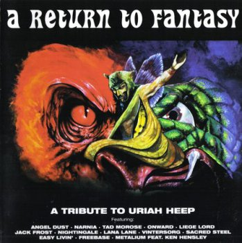 Various Artists - A Return To Fantasy: A Tribute To Uriah Heep (2003)