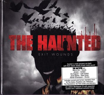 The Haunted - Exit Wounds (2014)
