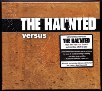 The Haunted - Versus (2008) [2CD Limited Edition Box]