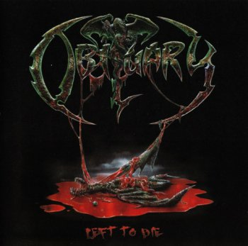 Obituary - Left To Die (2008) [MCD]